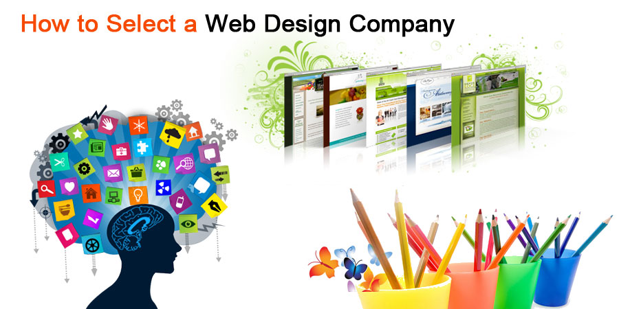How to Select a Web Design Company